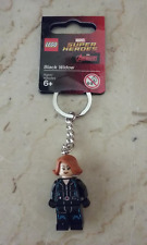 LEGO 853592 Marvel Super Heroes   Black Widow Key Chain
