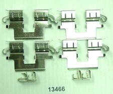Better Brake Parts 13466 Rear Disc Brake Hardware Kit
