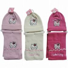 BUFANDA GORRO HELLO KITTY (6182)