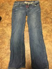 Womens ECKORED Skinny Jeans....size 7/8