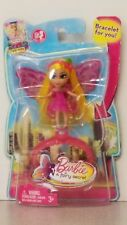 Barbie A Fairy Secret Doll with Bracelet 2011 T7463