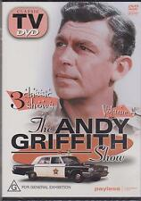 ANDY GRIFFITH SHOW  VOL. 4 - 3 CLASSIC EPISODES - DVD