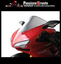 Cupolino fume chiaro Fabbri Ducati 1098 848 1198 07-09 plexiglass windshield