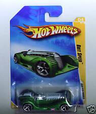 Hot Wheels 2009 FE New 004 Brit Speed Green o5 GMFPF GB