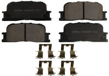 Disc Brake Pad Set-ProSolution Ceramic Brake Pads Rear Monroe GX885