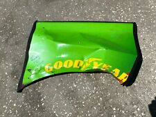 Kyle Busch Nascar Race Used Sheetmetal M&Ms Fender Panel 2019 Champion