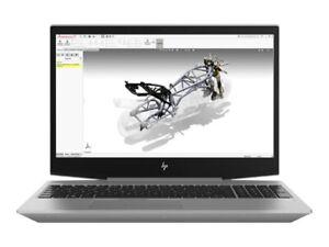 "HP ZBook 15v G5 15.6"" Intel Core i7-8750H upto 4.1GHz 256GB SSD 16GB - Win10 Pro"
