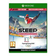 Steep route pour les jeux olympiques (Jeux d'hiver Edition) Xbox One Game