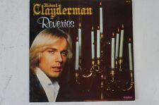 Richard Clayderman Reveries Beethoven Liszt Offenbach Mancini Lennon Rice (LP32)