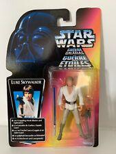 Star Wars Luke Skywalker Action Figure NEW