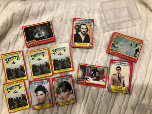 1980 Topps Superman II The Movie Trading Card Lot Christofer Reeve (80+ Card)