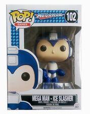 Funko pop! Games Megaman-ice slasher vinilo figure 10cm Limited #10362
