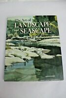 The Art of Landscape and Seascape Painting by Woods, Gerald Hardback Book The