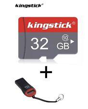 Tarjeta Micro SD 32gb + USB + SD Adapter Adaptador