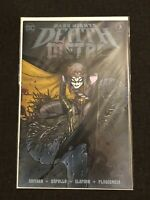 DARK NIGHTS: DEATH METAL #3 (Peach Momoko Exclusive Variant) Robin King Cover NM