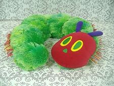 Eric Carle The Very Hungry Caterpillar Plush Neck Travel Pillow Baby Kids