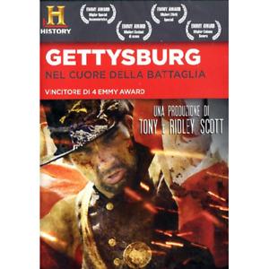 Gettysburg - Nel Cuore Della Battaglia  [Dvd Nuovo]