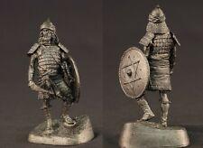 tin toy soldiers unpainted  54mm  King David, Second king of the United King