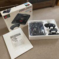 Mega Drive Console System Boxed Ref G21209157 Tested SEGA HAA-2510 - Tested