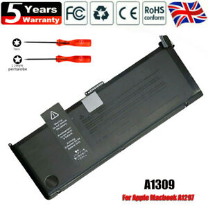 """A1309 Battery Genuine For Apple Macbook Pro17"""" A1297 2009 2010 EMC2272 2329 2352"""