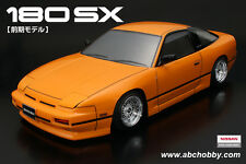 "ABC-Hobby 66152 1/10 Nissan 180sx ""zenki"" Edition Incl. LED support"
