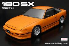 "ABC-Hobby 66152 1/10 Nissan 180SX ""Zenki"" Edition inkl. LED Halter"