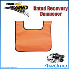 Winch Dampener Cable Cushion Safety Blanket Recovery Tow 4WD Accessory Offroad