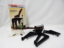 Lionel 6-2302 Union Pacific Manual Gantry Crane Unbuilt w instructions & box O