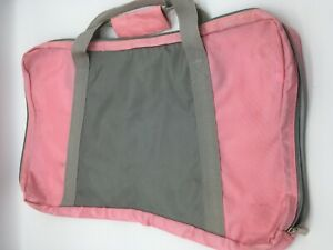 Dreamgear Wii Fit Balance Board PINK Travel Bag Carrying Case Tote Cover