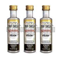 3 Bottles Still Spirits Top Shelf Feijoa Schnapps Liqueur Essence Stillspirits