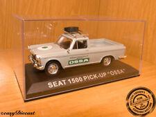 """Seat 1500 1:43 pick-up pickup """"ossa"""" mint"""
