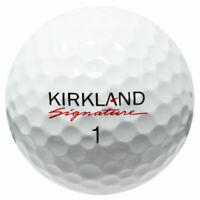 120 Kirkland Signature Mint AAAAA Recycled Used Golf Balls