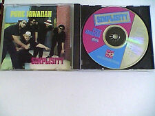 Contemporary Hawaii CD Simplisity Pure Jawaiian oop htf island music reggae