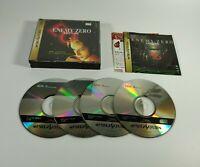 Enemy Zero Sega Saturn 1997 Japan Import Complete