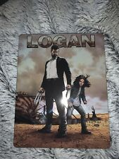 Logan 4K Ultra HD Steelbook Best Buy Exclusive + B & W Noir OOP NO DIGITAL CODE
