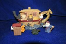 Resin Noah's Ark