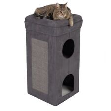 Best Cat Tower Sisal Scratching Mat Soft Sheepskin Bed Perfect to Chill Out