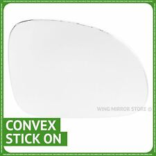 Right hand driver side for VW Golf Plus 2004-2014 wing mirror glass