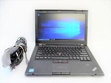 Laptop Lenovo thinkpad T430s Core i5 2.6GHz 500GB Windows 10 PC Computer