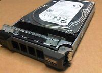 DELL 4TB 7.2K SAS 529FG ST4000NM0023 HARD DRIVE POWEREDGE R720 R720xd