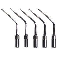 5x Dental Ultrasonic Scaler Endo Diamond Endodontic Tips E3D EMS WOODPECKER
