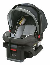 Graco SnugRide SnugLock 35 Infant Car Seat with adjustable base, Tenley