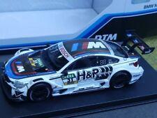 1/43 Herpa BMW M4 DTM 2017 #31 T. Blomqvist Team RBM 9440998