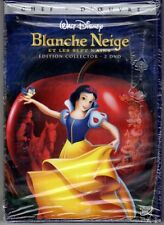 BLANCHE NEIGE ET LES SEPT NAINS - Edition Collector 2DVD - Neuf sous blister