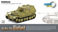 DRAGON ARMOR 60355 Sd.kfz 184 ELEFANT diecast model tank WWII Poland 1944 1:72nd
