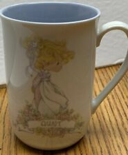 Vintage Precious Moments Coffee Cup Tea Mug Great Gift Present For The Best Aunt