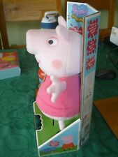 Tickle & Giggle Peppa Pig Plush (New & Boxed)