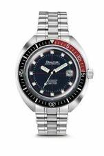 Bulova Oceanographer Devil Diver Stainless Steel Men's Watch - SIlver (98B320)