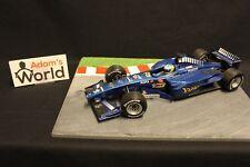 Minichamps Prost Peugeot Show car 2000 1:18 #15 Nick Heidfeld (GER) (F1NB)