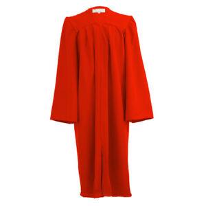 Choir Robe Gown Priest Preachers Church Graduation--Clearance